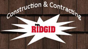 Ridgid construction company